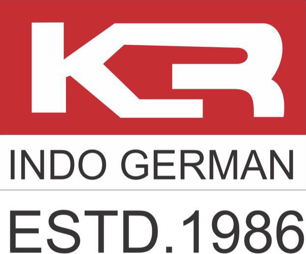 K R INDO GERMAN HOMOEOPATHIC PHARMACEUTICALS Logo